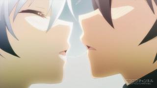 落第騎士の英雄譚2話の黒鉄珠雫