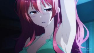 落第騎士の英雄譚6話のステラ・ヴァーミリオン