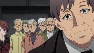 アクティヴレイド6話の舩坂康晴とおっさん達と花咲里あさみ