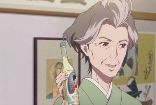 花咲くいろは第10話の柚子小町の湯涌サイダーならぬ、柚子乙女の湯ノ鷺サイダー?