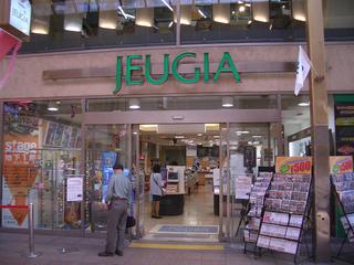 JEUGIA三条本店