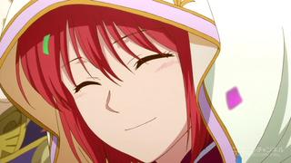 赤髪の白雪姫12話の白雪
