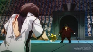 落第騎士の英雄譚12話(最終回)の赤座守