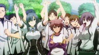 落第騎士の英雄譚12話(最終回)の綾辻先輩達