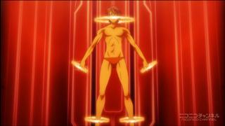 アクティヴレイド1話の瀬名颯一郎(赤パン)