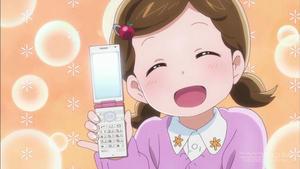 かおり - くまみこ10話