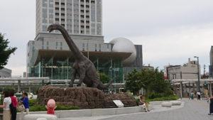セーレンプラネットと恐竜